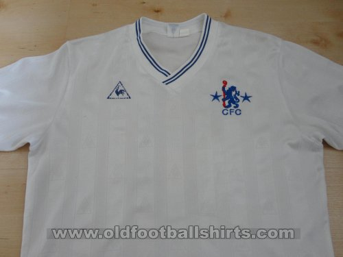 Chelsea Away football shirt 1985 - 1986