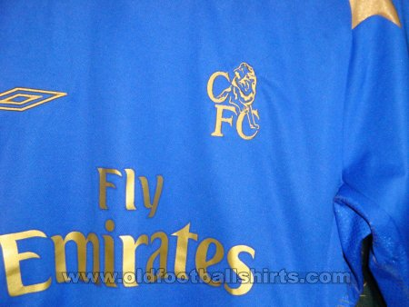 Chelsea Special football shirt 2005 - 2006
