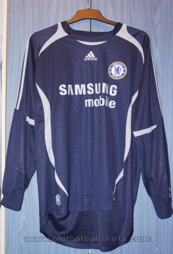 Chelsea Gardien de but Maillot de foot 2006 - 2007