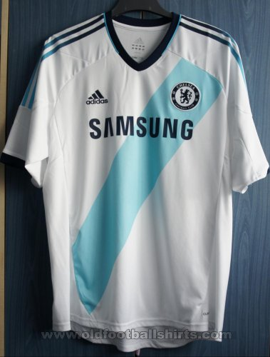 Chelsea Away football shirt 2012 - 2013