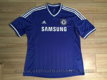 Chelsea Local Camiseta de Fútbol 2013 - 2014