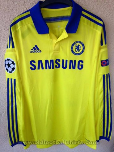 Chelsea Away football shirt 2014 - 2015