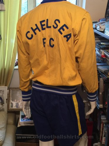 Chelsea Training/Leisure camisa de futebol 1972