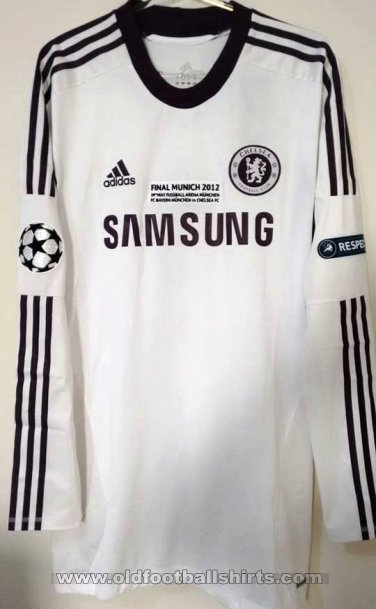 Chelsea Goalkeeper football shirt 2011 - 2012
