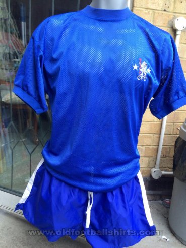 Chelsea Home Fußball-Trikots 1971 - 1972