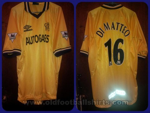 Chelsea Third football shirt 1998 - 2000