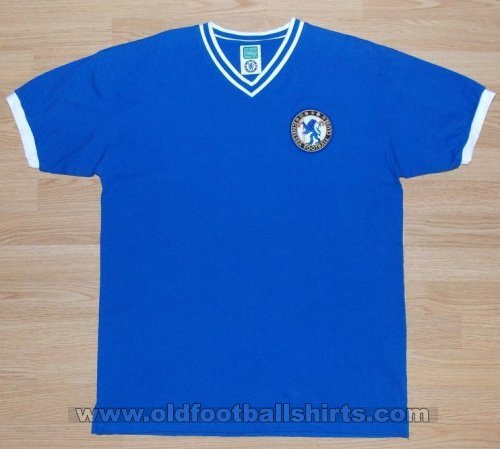 Chelsea Retro Replicas Maillot de foot 1960 - 1961