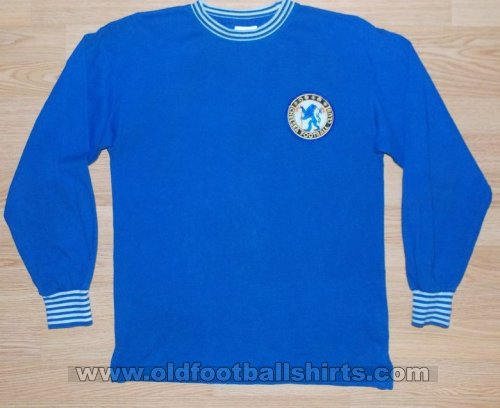 Chelsea Retro Replicas Maillot de foot 1962 - 1963