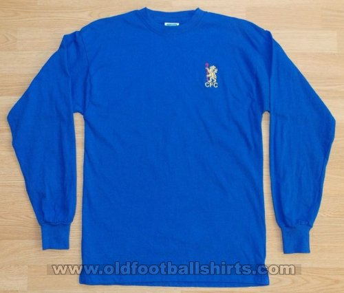 Chelsea Retro Replicas Maillot de foot 1971