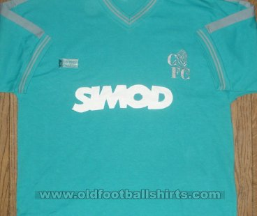 Chelsea Away football shirt 1986 - 1987