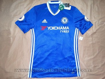 Chelsea Thuis  voetbalshirt  2016 - 2017