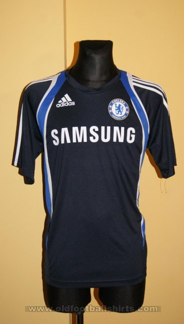 Chelsea Training/Leisure football shirt 2009 - 2010
