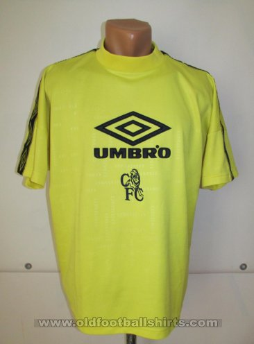 Chelsea Training/Leisure football shirt 1995 - ?