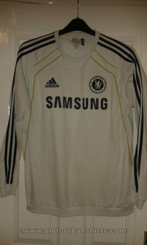 Chelsea Training/Leisure football shirt 2010 - 2011