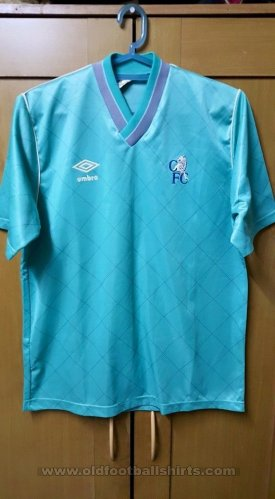 Chelsea Away football shirt 1987 - 1989