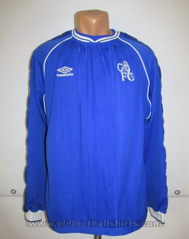 Chelsea Home football shirt 1999 - 2001