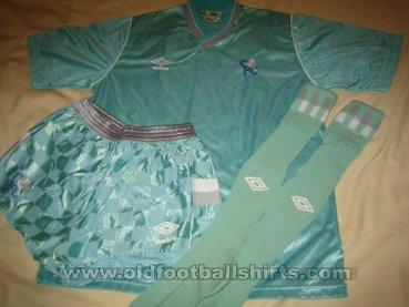 Chelsea Away football shirt 1988 - 1990