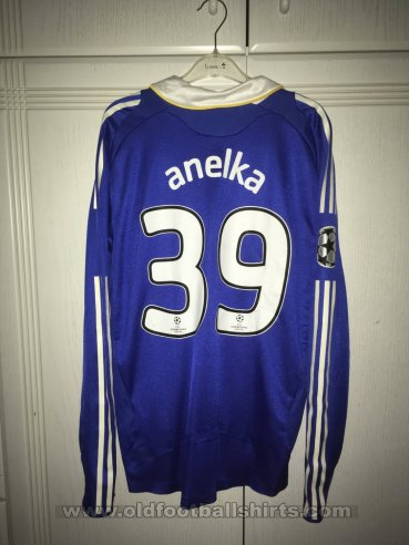 Chelsea Home Fußball-Trikots 2008 - 2009