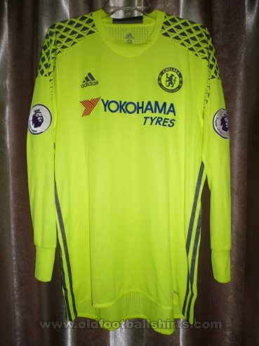 Chelsea Goalkeeper football shirt 2016 - 2017