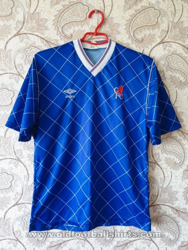 Chelsea Home football shirt 1987 - 1989