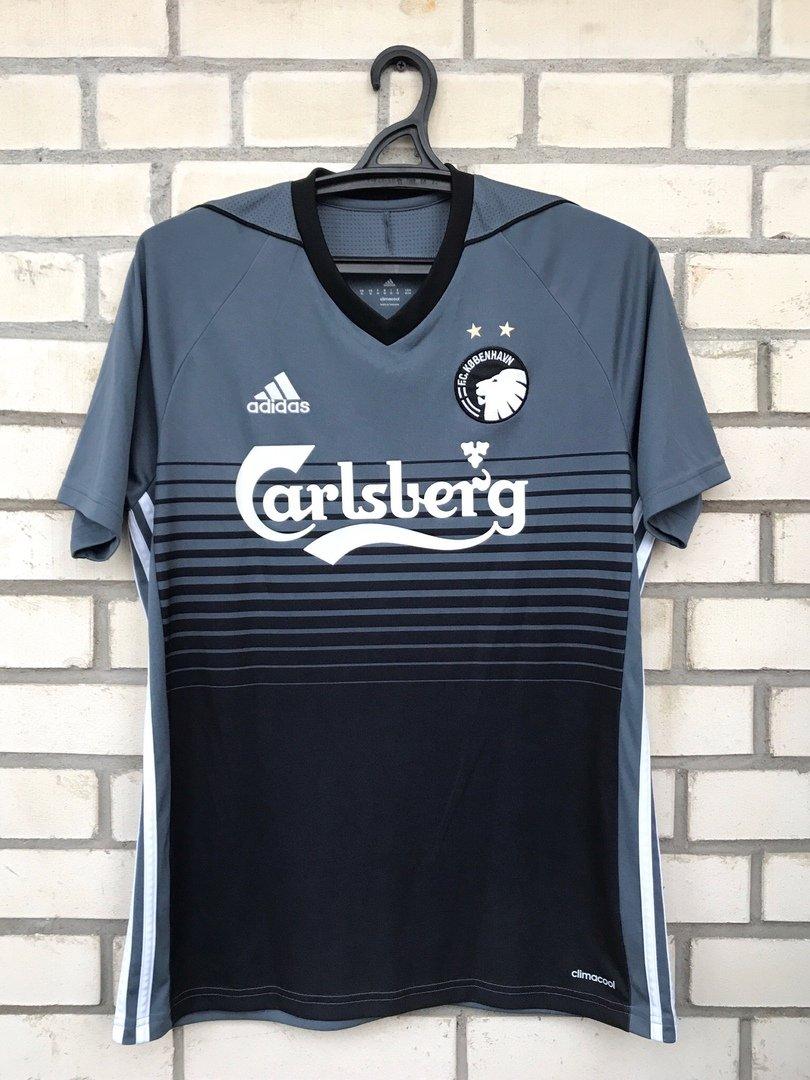 FC Copenhague FC København Maillot Home 2015//16 Adidas Carlsberg