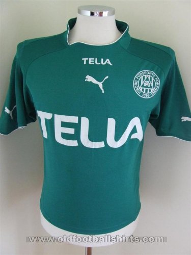 Viborg FF Home football shirt 2004 - 2005