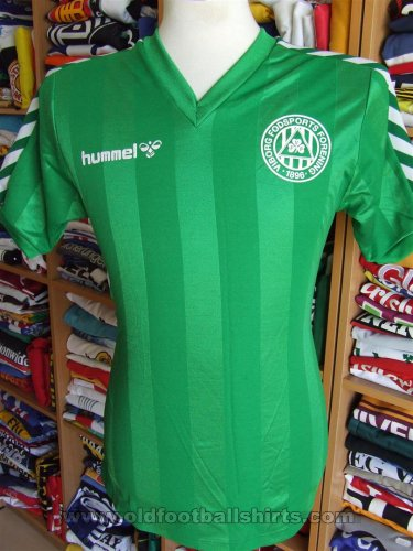 Viborg FF Home football shirt (unknown year)