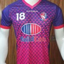 BuildCon FC football shirt 2020 - 2021