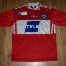 Silkeborg football shirt 1996 - 1997