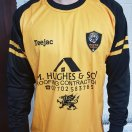 Ogwen Tigers FC football shirt 2019 - 2020