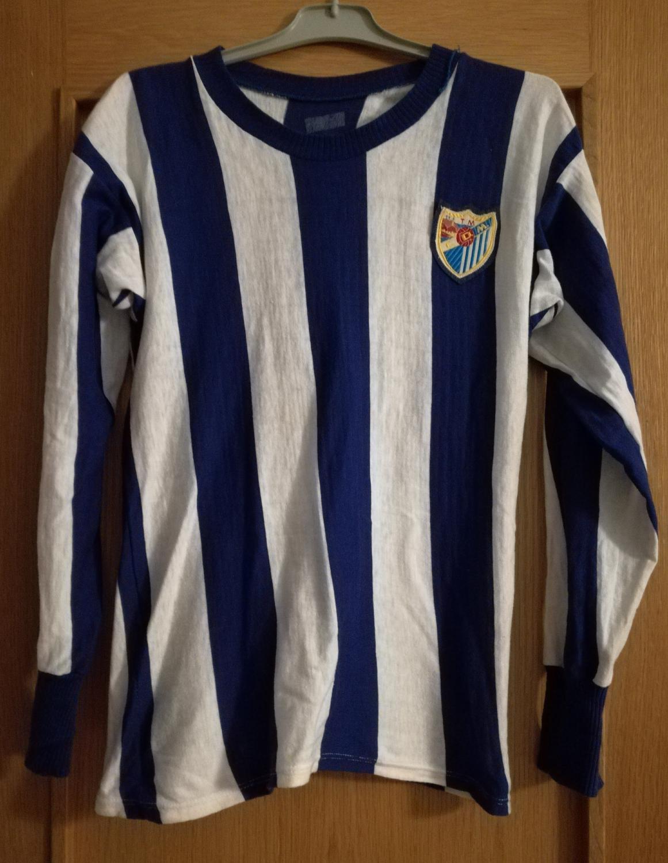 malaga retro replicas football shirt 1960 1962 added on