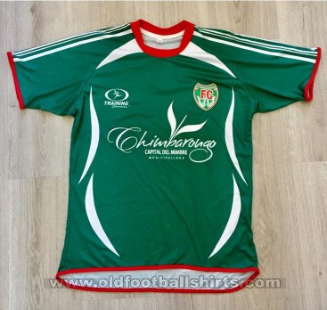 Chimbarongo FC Home football shirt 2014 - 2015