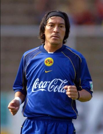 Club America Away football shirt 2001 - 2002.