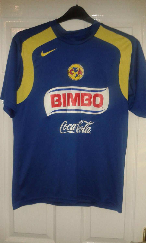 newest f9ab9 f9b6a Club America Away φανέλα ποδόσφαιρου 2005 - 2006.
