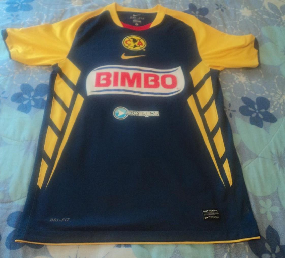 9de86803070 Club America Away camisa de futebol 2010 - 2011.