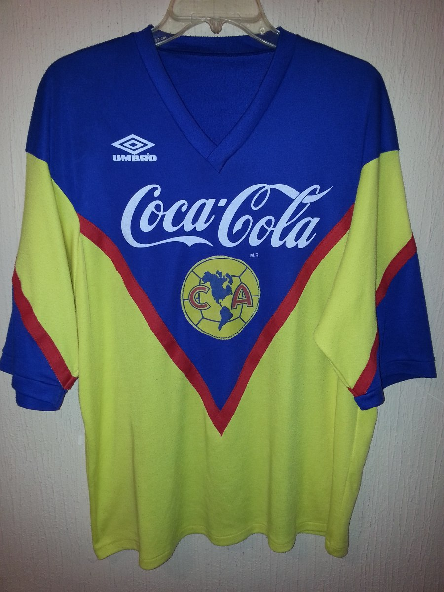 516a2766c86 Club America Home maglia di calcio 1993 - 1994.