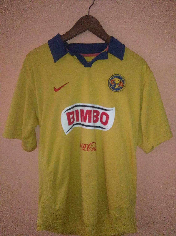 the best attitude cb0a1 17348 Club America Home football shirt 2006 - 2007.