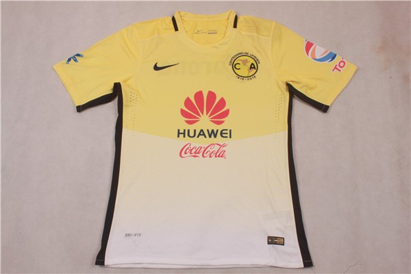fdd5ed8c235 Club America Home Maillot de foot 2016 - 2017.