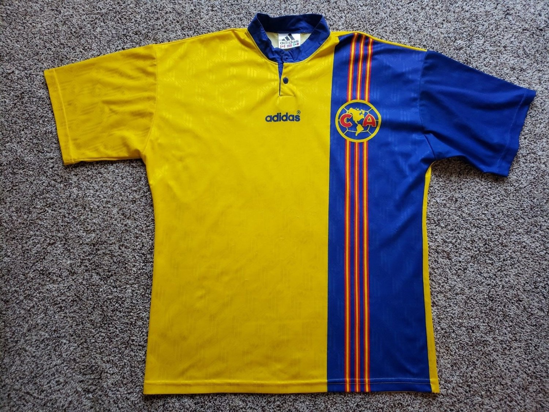 wholesale dealer b7a2d ac589 Club America Special maglia di calcio 1996 - 1997.