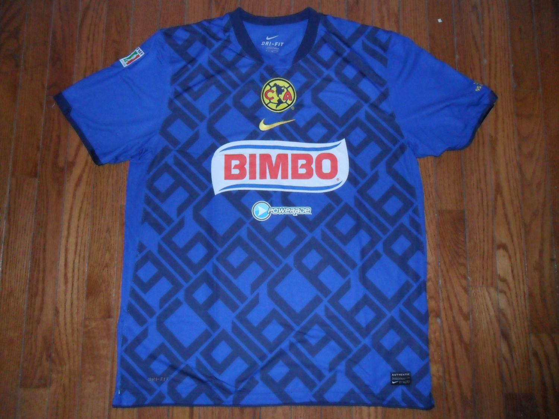hot sale online 961a6 af609 Club America Third football shirt 2010 - 2011.