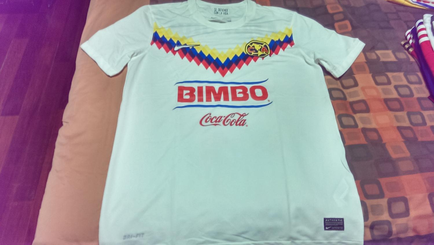 e2cd9524a75 Club America Third baju bolasepak 2013.