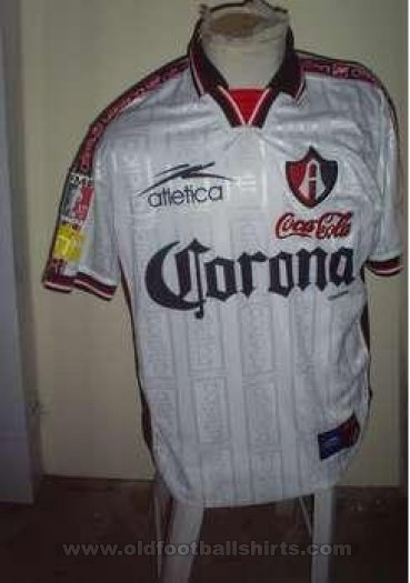 Atlas Away voetbalshirt  1996 - 1997