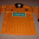 Boston United voetbalshirt  2003 - 2004