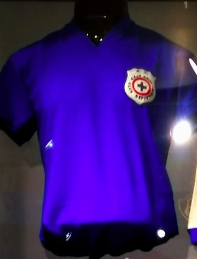 e6acbe655be Cruz Azul Home Maillot de foot 1960 -  .