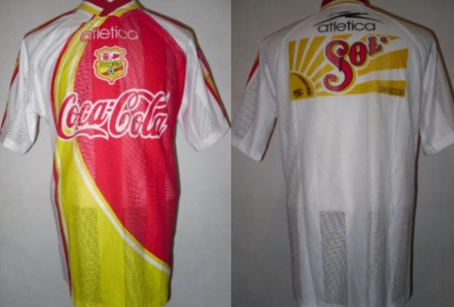 Morelia Monarcas Shirts Monarcas Morelia Away Football