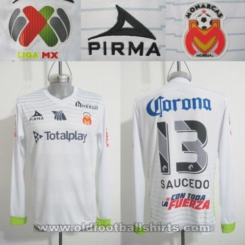 Atlético Morelia Goalkeeper football shirt 2015 - 2016