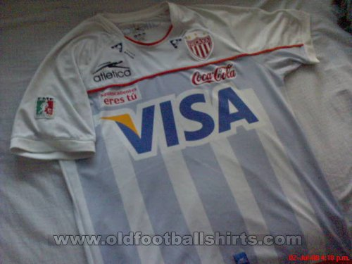 Necaxa Third football shirt 2007