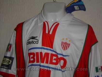 Necaxa Home football shirt 2003 - ?