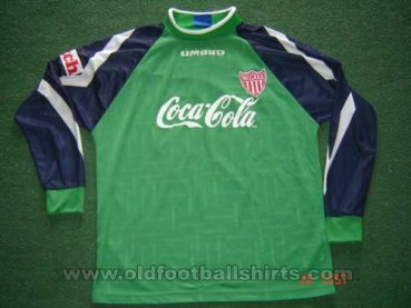 Necaxa Gardien de but Maillot de foot 1995 - ?