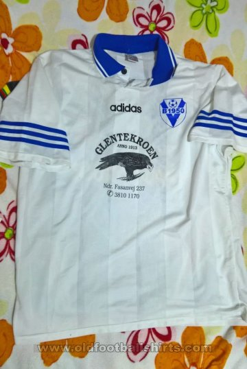 Boldklubben af 1950 Home football shirt 1996 - 1997